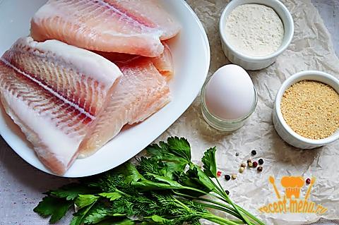 как приготовить рыбные наггетсы