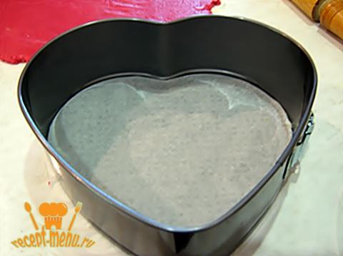приготовить форму для пирога