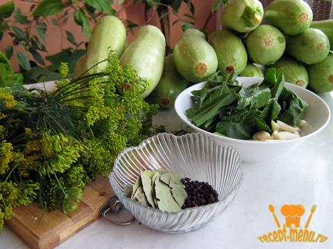 хрустящие домашние кабачки консервированные на зиму
