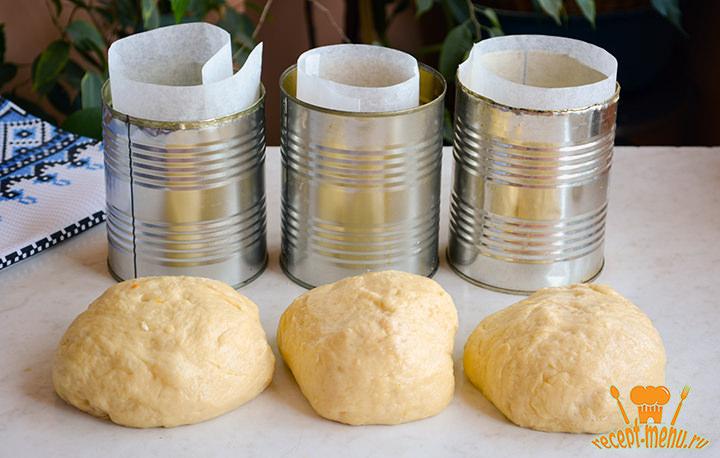 Пасхальный кулич с цукатами: рецепт