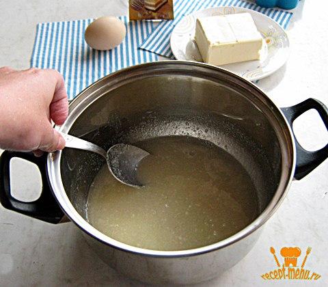 молочный сироп