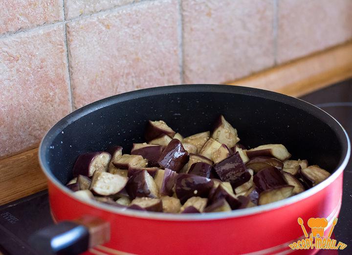 Обжарка на сковороде или сотейнике