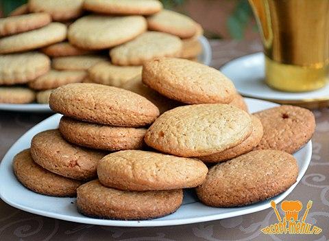 рецепты печенья из ссср