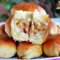 пирожки с яблоками и корицей
