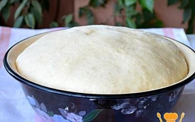сдобное дрожжевое тесто