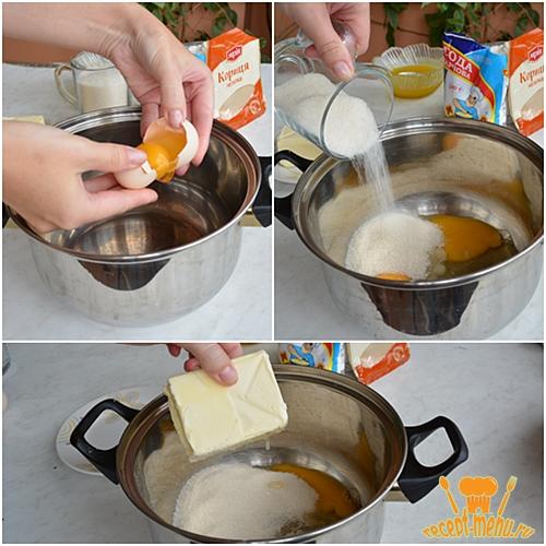 Макароны с мясной начинкой рецепт приготовления