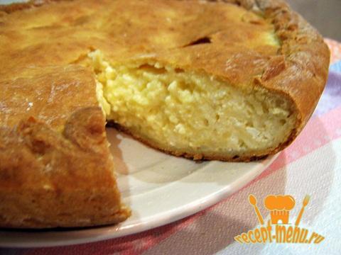 татарское блюдо с творогом