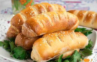 булочки с плавленным сыром рецепт