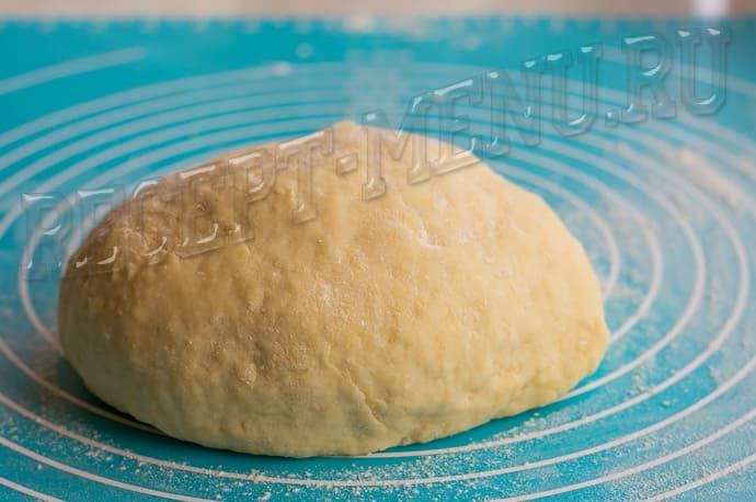 Тесто для печенья Сугробы
