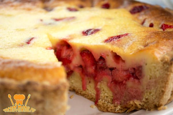 легкий рецепт торта со сметанной заливкой
